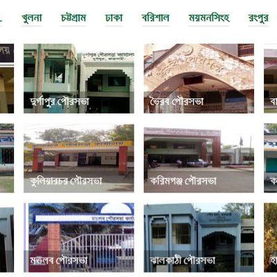 BD Mayor Municipality Lists